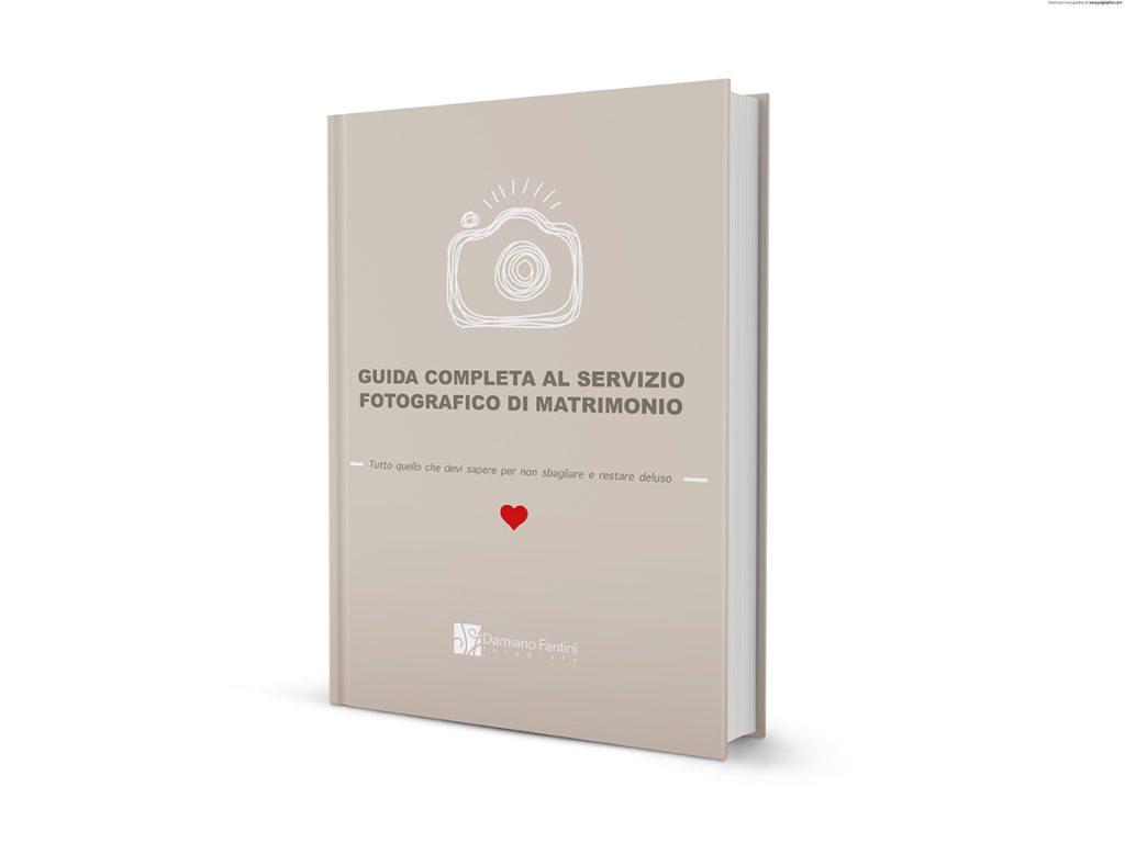Ebook sul servizio fotografico di matrimonio: a cura di Damiano Fantini